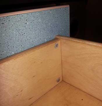 kitchen drawer front