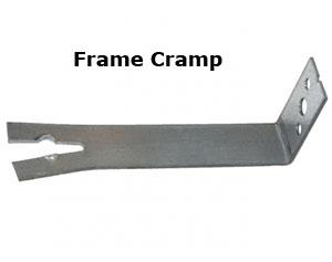 frame cramp